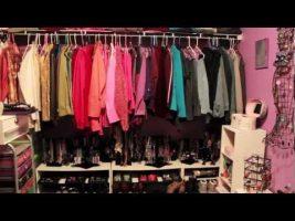 Como organizar guarda roupa é importante Armazenamento e Prateleiras Casa e Jardim  organize